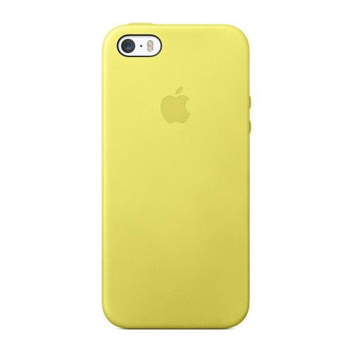 Силиконовый чехол Apple Silicone Case IPhone 7/8 Yellow (1:1)