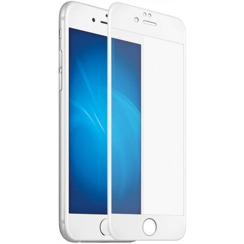 Защитное стекло 5D IPhone 7/8 Plus (White)