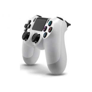 Геймпад Sony PS4 Dualshock 4 V2 (Белый)