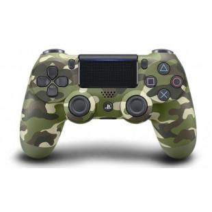 Геймпад Sony PS4 Dualshock 4 V2 (Green Camo)