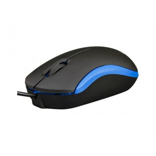 Мышь Frime FM-010 Black/Blue USB