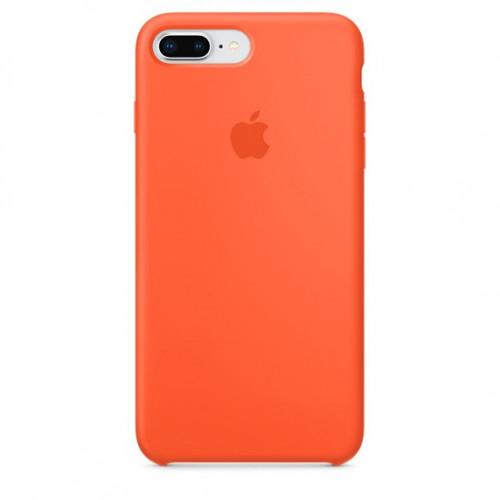 Силикон Apple iPhone 7/8 Plus Original Оранжавый
