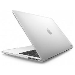 Чехол накладка для Apple MacBook Pro 15 (Прозрачный)