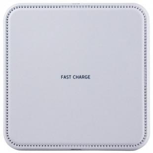Беспроводная зарядка SQUARE Fast Charger 5V/2A (белый)