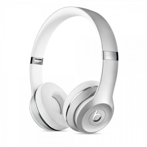 Наушники Beats by Dr. Dre Solo3 Mate Silver (MR3T2)