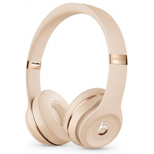 Наушники Beats by Dr. Dre Solo3 Satin Gold (MX462)