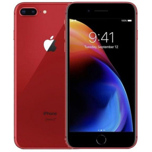 Apple iPhone 8 Plus 64 Гб (Красный) Special Edition