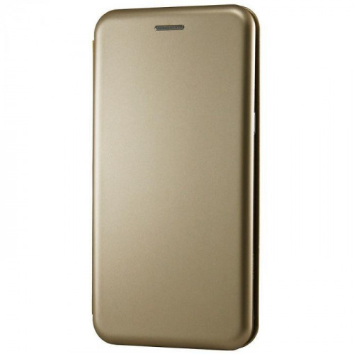 Чехол-книга INAVI Samsung J250 (золотой)