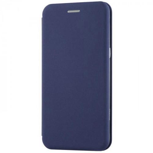 Чехол-книга INAVI Samsung J250 (темно-синий)