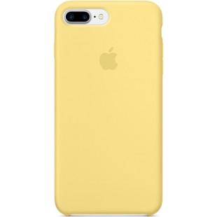 Силикон Apple iPhone 7/8 Plus Original Желтый