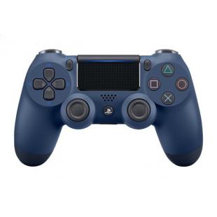 Геймпад Sony PS4 Dualshock 4 V2 (Midnight Blue)