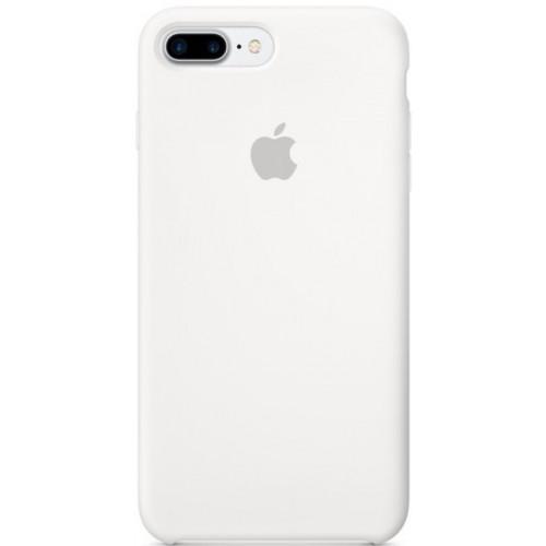 Силикон Apple iPhone 7/8 Plus Original Белый