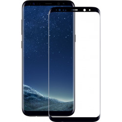 Защитное стекло 5D Samsung Galaxy S8 Plus G955 (Black)