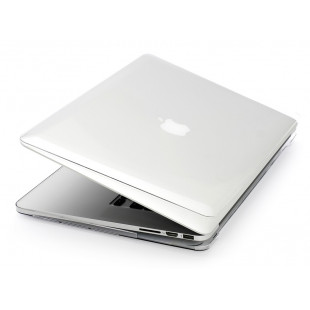 Чехол накладка для Apple MacBook Air 13 (Прозрачный)