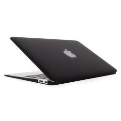 Чехол накладка для Apple MacBook Air 13 (Черный)