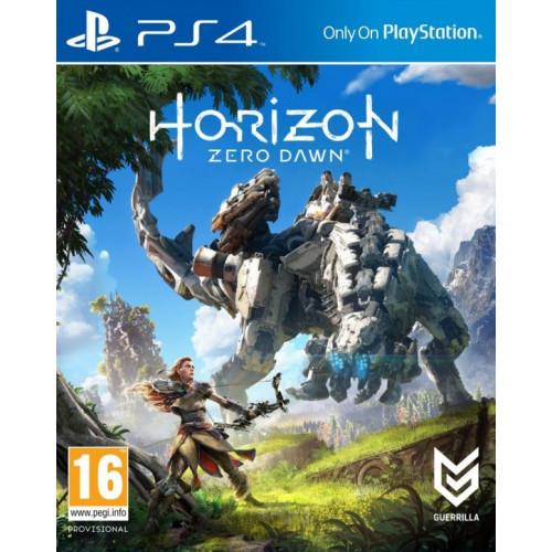 Диск PS4 Horizon Zero Dawn (Русский)