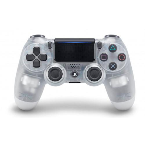 Геймпад Sony PS4 Dualshock 4 V2 (Crystal)