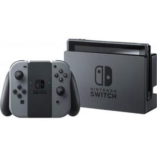 Портативная игровая приставка Nintendo Switch V2 Gray