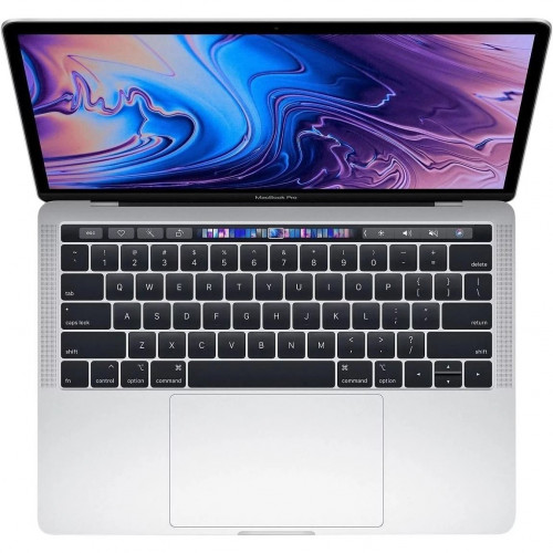 Apple MacBook Pro 13 Silver 2018 (MR9V2)
