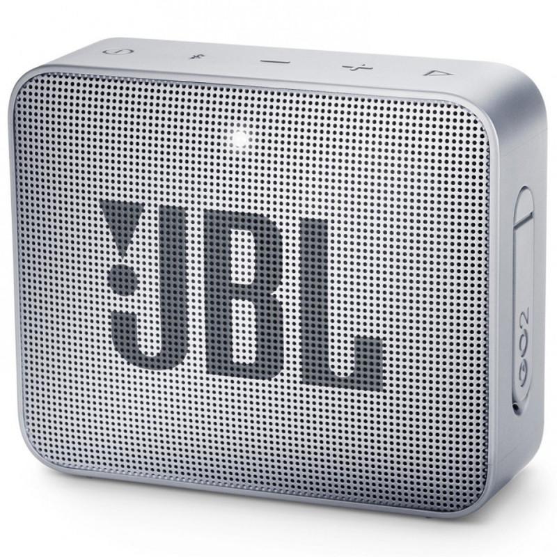 JBL GO 2 Ash Gray (JBLGO2GRY)