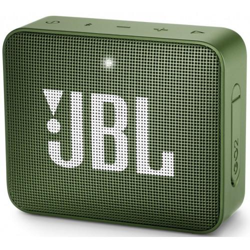 JBL GO 2 Moss Green (JBLGO2GRN)