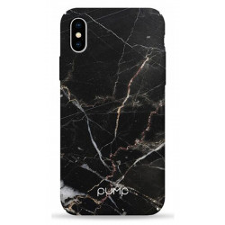Чехол Pump Plastic Fantastic iPhone X Black Mirror