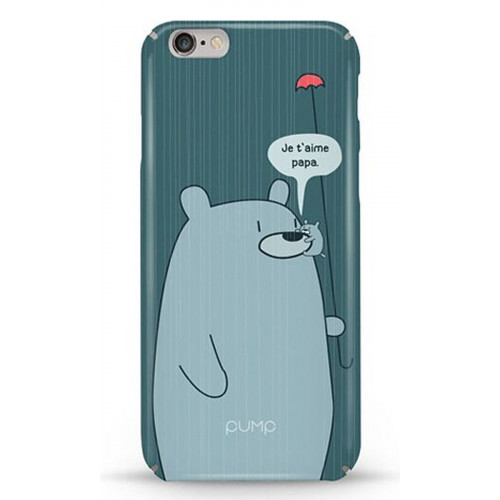 Чехол Pump Tender Touch iPhone 8 Plus/7Plus Lovely Daddy