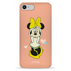 Чехол Pump Tender Touch iPhone 8/7 Hot Minnie Mouse
