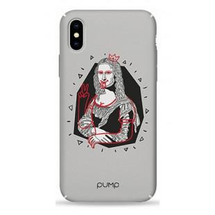 Чехол Pump Tender Touch iPhone 8/7 Mona Lisa