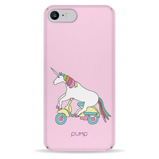 Чехол Pump Tender Touch iPhone 8/7 Unicorn Biker