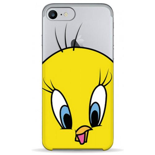 Чехол Pump Transperency  iPhone SE 2020 / 8 / 7 Tweety Bird