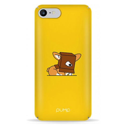 Чехол Pump Tender Touch iPhone 6/6s Corgi