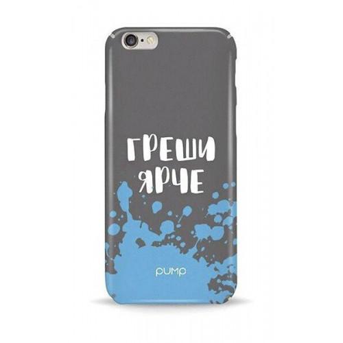 Чехол Pump Tender Touch iPhone 6/6s Greshi Yarche