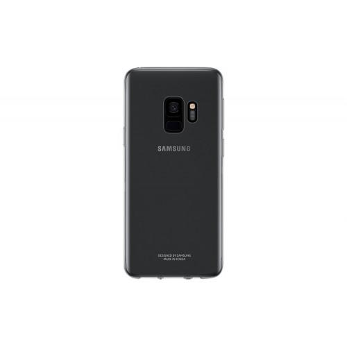 Чехол Clear Cover Galaxy S9 (EF-QG960TTEGRU)