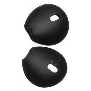 Силиконовые амбушюры для Apple EarPods/AirPods (черный)