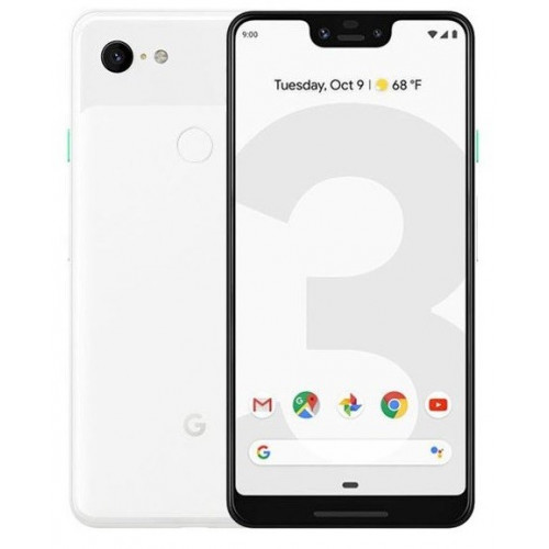 Google Pixel 3 XL 4/64Gb (Clearly White)