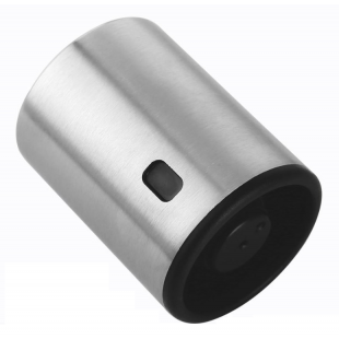 Вакуумная пробка для вина Circle Joy Wine Stopper (Silver) (CJ-JS01)