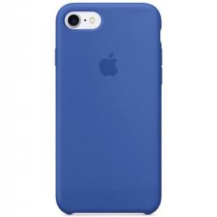 Силикон Apple iPhone 7/8 Plus Original Royal Blue