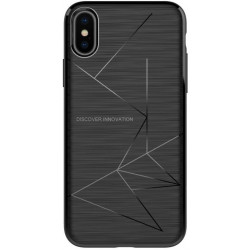 Чехол силиконовый Nillkin Magic Case Apple IPhone X с модулем приема
