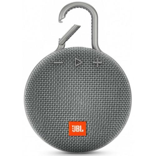 Колонка JBL Clip 3 Stone Grey (JBLCLIP3GRY)