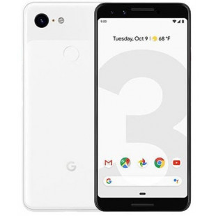 Google Pixel 3 4/64Gb (Clearly White)