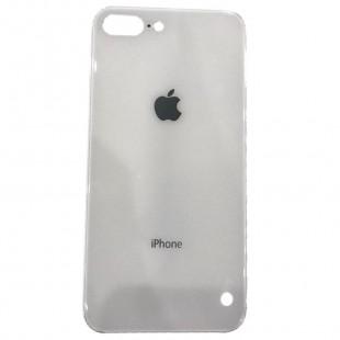 Накладка Glass Case Apple IPhone 7/8 Plus (Белый)