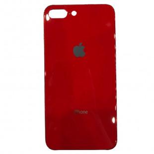 Накладка Glass Case Apple IPhone 7/8 Plus (Красный)