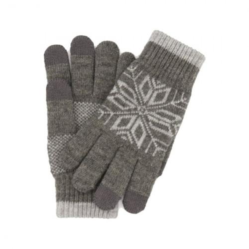 Перчатки Xiaomi Mi Wool Touch Gloves Grey (XFL4003CN)