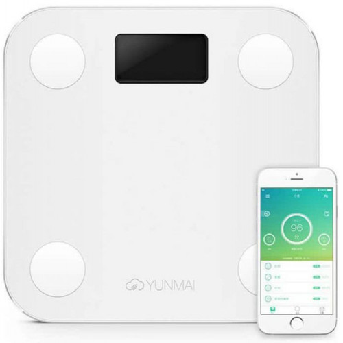 Весы Yunmai Mini2T Smart Scale White M1501 (M1724CH)