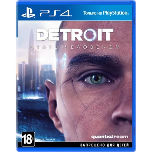 Диск PS4 Detroit: Become Human (Русская версия)