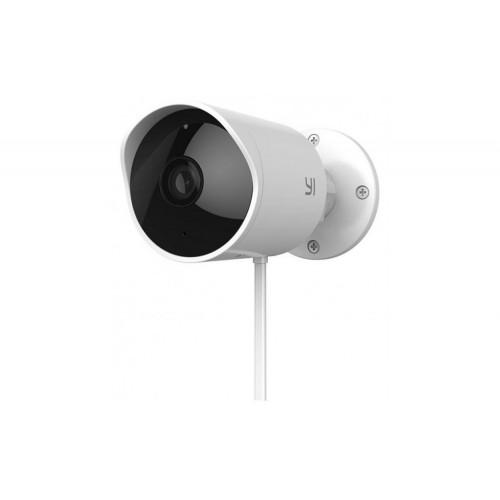 IP-камера видеонаблюдения YI Outdoor Сamera 1080P White (YHS.3017) YI-86003