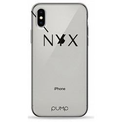 Чехол Pump Transperency iPhone X Nyx