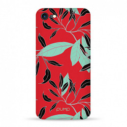 Чехол Pump Tender Touch iPhone 8/7 Floral Red