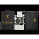 Защитное стекло 2,5D iPhone XS Max/11 Pro Max (Black) Full Cover Eclat iLera